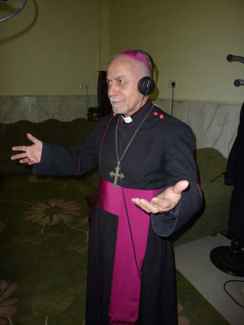 Mgr. Georges Casmoussa