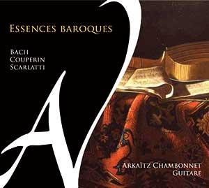 Essences baroques